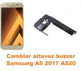 Cambiar altavoz buzzer Samsung Galaxy A5 2017 A520