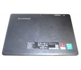 Tapa trasera para Lenovo Ideapad MIIX 300-10IBY 80NR negra original