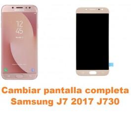 Cambiar pantalla completa Samsung Galaxy J7 2017 J730