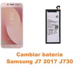 Cambiar batería Samsung Galaxy J7 2017 J730
