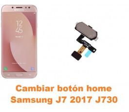 Cambiar botón home Samsung Galaxy J7 2017 J730