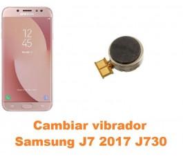 Cambiar vibrador Samsung Galaxy J7 2017 J730
