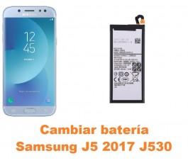 Cambiar batería Samsung Galaxy J5 2017 J530
