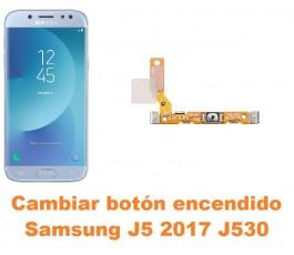 Cambiar botón encendido Samsung Galaxy J5 2017 J530
