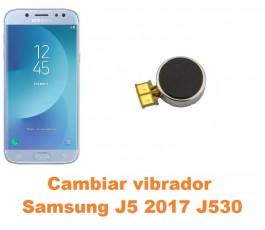 Cambiar vibrador Samsung Galaxy J5 2017 J530