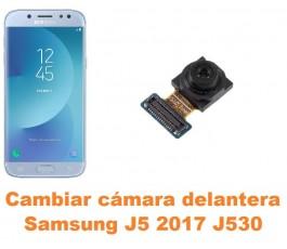 Cambiar cámara delantera Samsung Galaxy J5 2017 J530