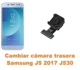 Cambiar cámara trasera Samsung Galaxy J5 2017 J530