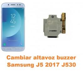 Cambiar altavoz buzzer Samsung Galaxy J5 2017 J530