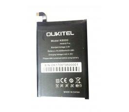 Batería para Oukitel K6000 K6000 Pro Doogee T6 T6 Pro