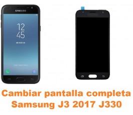 Cambiar pantalla completa Samsung Galaxy J3 2017 J330