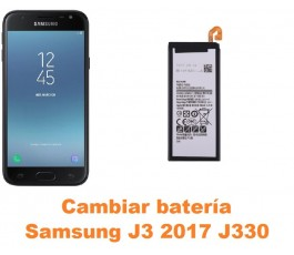 Cambiar batería Samsung Galaxy J3 2017 J330