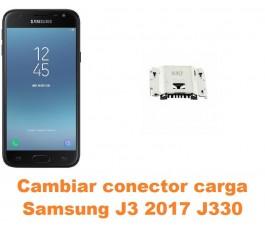 Cambiar conector carga Samsung Galaxy J3 2017 J330