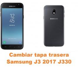 Cambiar tapa trasera Samsung Galaxy J3 2017 J330