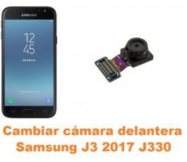 Cambiar cámara delantera Samsung Galaxy J3 2017 J330