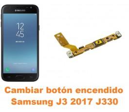 Cambiar botón encendido Samsung Galaxy J3 2017 J330