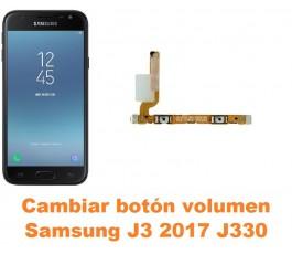 Cambiar botón volumen Samsung Galaxy J3 2017 J330