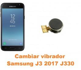 Cambiar vibrador Samsung Galaxy J3 2017 J330