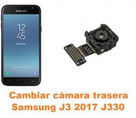 Cambiar cámara trasera Samsung Galaxy J3 2017 J330