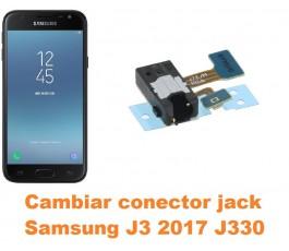 Cambiar conector jack Samsung Galaxy J3 2017 J330