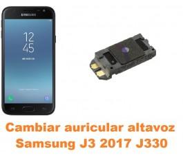 Cambiar auricular altavoz Samsung Galaxy J3 2017 J330