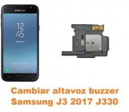 Cambiar altavoz buzzer Samsung Galaxy J3 2017 J330