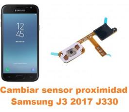 Cambiar sensor proximidad Samsung Galaxy J3 2017 J330