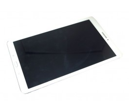 Pantalla completa para Samsung Tab E T560 T561 blanco original