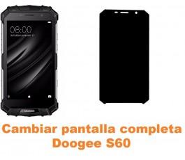 Cambiar pantalla completa Doogee S60