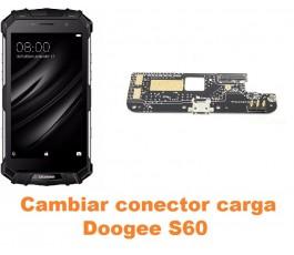 Cambiar conector carga Doogee S60