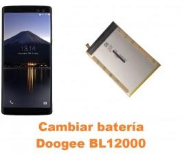 Cambiar batería Doogee BL12000