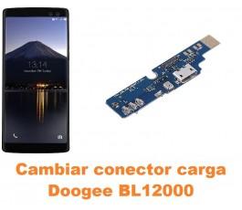 Cambiar conector carga Doogee BL12000