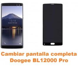 Cambiar pantalla completa Doogee BL12000 Pro