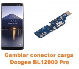 Cambiar conector carga Doogee BL12000 Pro