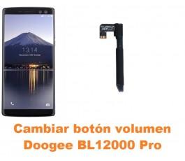 Cambiar botón volumen Doogee BL12000 Pro