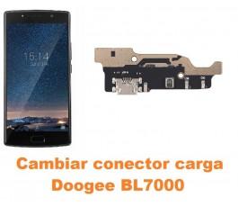 Cambiar conector carga Doogee BL7000