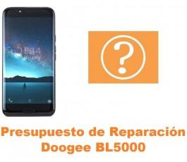 Presupuesto de reparación Doogee BL5000