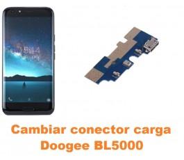 Cambiar conector carga Doogee BL5000
