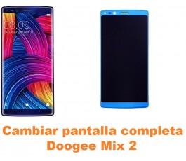 Cambiar pantalla completa Doogee Mix 2