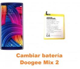 Cambiar batería Doogee Mix 2