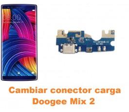 Cambiar conector carga Doogee Mix 2