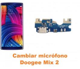Cambiar micrófono Doogee Mix 2
