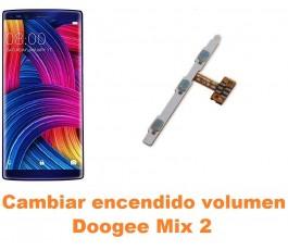 Cambiar encendido y volumen Doogee Mix 2