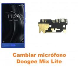 Cambiar micrófono Doogee Mix Lite