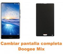 Cambiar pantalla completa Doogee Mix