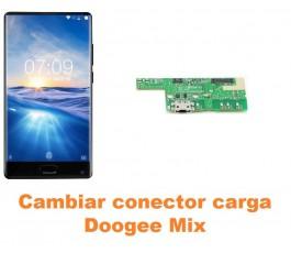 Cambiar conector carga Doogee Mix