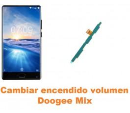 Cambiar encendido y volumen Doogee Mix