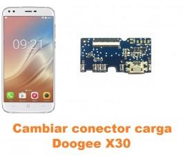 Cambiar conector carga Doogee X30