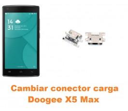 Cambiar conector carga Doogee X5 Max