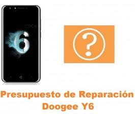 Presupuesto de reparación Doogee Y6