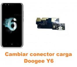 Cambiar conector carga Doogee Y6